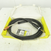 Tweco Model 600 Supra 6 Air Cooled MIG Welding Whip Gun Assembly