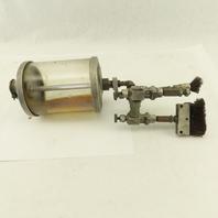 LDI REB309 1 Quart Capacity Lubricator Reservoir Brush Applicator Assembly