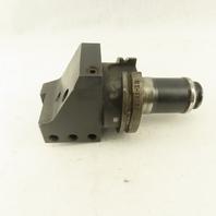 "Mazak CI-18533 1-1/8"" Square Shank Tool Holder Coolant Thru 50mm VDI"