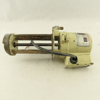 Chang Steel Type MC 1/8Hp 3Ph 230/460V Coolant Immersion Pump