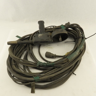 Unknown Spool Gun MIG Welding 30' Cable Whip Lead Missing Parts