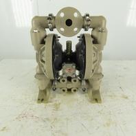 """ARO 6661A-333-C 1"""" Non Metallic Diaphragm Pump 1:1 Ratio 47 GPM Max"""