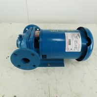 "Burks 320GB5-1-1/2F 2Hp 3450RPM 3Ph 200-230/460V 1-1/2"" Flange Inline Pump"