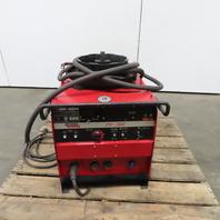 Lincoln Electric CV-300 Welding Power Supply 400A 208-230/460V 3Ph