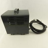 Lestronic II 18790 24VDC Battery Charger 12 Cell Type 24LC36-BET 120V Input