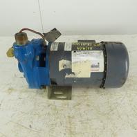 "Scot Pumps 3002K550 Model 11 3/4Hp 3450RPM 230/460V 1-1/4""x1"" Centrifugal Pump"