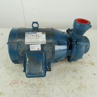 """Pentair Type 321BF 7.5Hp 3470RPM 208-220/460V 2.5x5x6"""" Centrifugal Pump"""