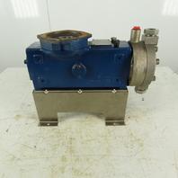 Milton Roy EV11-28D-13-56SSM-EP Durameter Flow Handling Meter Pump 57GPH 138SPM