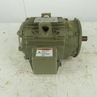 General Electric 5KS182SAB207A 3Hp 1760RPM 3Ph 460V 182TC Severe Duty AC Motor