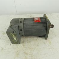 "General Electric 183-18-0350-0 Servo Motor DPM53PF4 Frame 1-3/8"" Shaft"