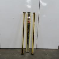 "STI Optofence 4172BR & 4172BX 72"" Light Curtain Set W/Mirror"