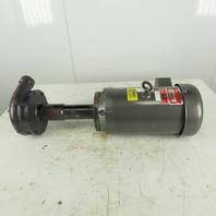 Gusher 36E216W385 11019-A-A 7.5Hp 3450RPM 208-230/460V Centrifugal Coolant Pump