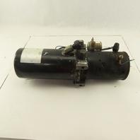 John S Barnes 220 0871 24VDC Hydraulic Power Unit Pump