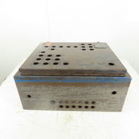 """Hoffman Electrical Enclosure 24""""x20""""x10"""" W/Back Plate Type 12,13"""