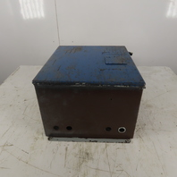 """Electrical Enclosure 16""""x14""""x10"""" W/Back Plate"""