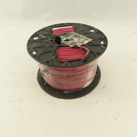 South Wire 14AGW 600V Stranded Wire 500' Spool Red THHN