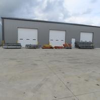 "Pallet Flow Rail Rack Gravity Conveyor Storage 306""L x 171""W"