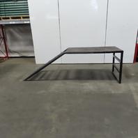"Custom Fab Stationary Scaffold Step Rung Work Platform 6 Step 72""x36""x36"" Tall"