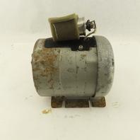 Tuthill Type 4612L 1/4Hp 1760RPM 115/230V Single Phase 1Ph Pump Motor