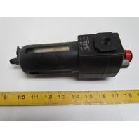 "Norgren L74M-3AP-QPN Pneumatic Lubricator 3/8""NPT 150PSI Used"