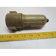 "Norgren F11-200-A3MA 1/4"" NPT Lubricator 250 PSIG"