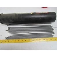 "Eureka No 74 1/8"" Stick Welding Electrodes 8 LB"