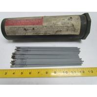"Eureka No 74 Stick Welding Electrodes 3/32"" Rods 6 LB"