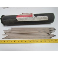 "Eureka 590 Alloy Stick Welding Electrodes Rods 1/8"" 7 LB"