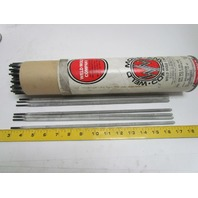 "Weld Mold Co 943L WM.943.E.156.14A 5/32x14"" Stick Welding Rod Electrodes 9 LB"
