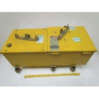 CH Cutler Hammer 377D993G01 PIX-10 Busway Circuit Breaker Enclosure Box