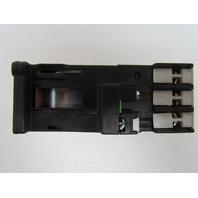 Siemens 3TF3211-0B 3TF32 Contactor 30A 600VAC 24VDC Coil W// 3TX4011-8A 10HP