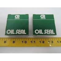 CR Chicago Rawhide 14262 Oil Seal NIB Lot of 2