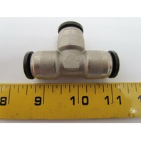 Numatics N110-012-000 Push-In T-Connector Union Tee Tube Fitting 12mm