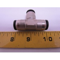 Numatics N110-010-000 Push-in T-Connector Union Tee Tube Fitting 10mm