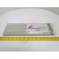"""Crown Alloys E309-16 Stainless Electrode Stick Welding Rods 1/8x14"""" 4Lb 8oz"""