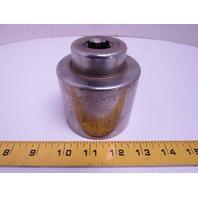 """Armstrong 13-176 2-3/8"""" 12pt Impact Socket 3/4"""" Sq Drive Chrome USA 2-3/8"""""""