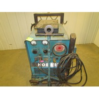 Hobart RC-200 200 Amp 3 Phase Welder With Cart + Wire Feed Platform