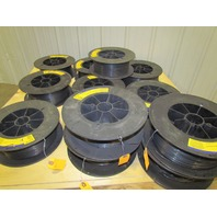 """Kiswel K-71TM Mild Steel Flux Cored Welding Wire 1/16"""" E71T-1C/1M 200Lbs"""