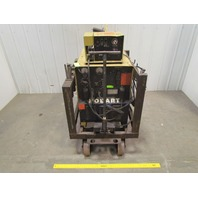 Hobart RC250 3Ph 250 Amp DC Wire Feed Welder w/Cart 230/460 Volt