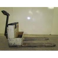 Crown 40GPW-4-14 Type E Electric Pallet Jack 4000 # 24 V Electric Pallet Truck