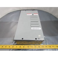 Murray 4-Space Circuit Breaker Load Center Enclosure Indoor Wall Mount 125 Amp
