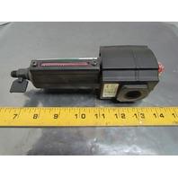 "Dayton Electric 4ZL82 Pneumatic In-Line Lubricator 1/2"" NPT 250 PSI Speedaire"
