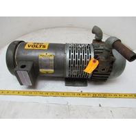 """Gast 2067-V111 Vane Vacuum Pump 1 HP 230/460V 3Ph 3/4"""" NPT Ports"""