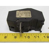 Siemens-Allis OLR0250CC0 Overload Relay 1.6-2.5 Amp Adjustable Range
