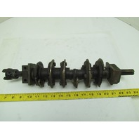 A102-232249 A102-38681 Rotary Cam Switch Shaft w/Bearings and Cams as Pictured