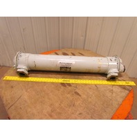 AMERICAN INDUSTRIAL FBF-1236-4-6-TP 0612 Fixed Tube Liquid Cooled Heat Exchanger
