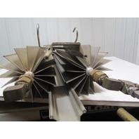 Thermax D8A-3M Liquid Cylinder Ambient Vaporizer | Bullseye