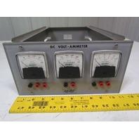 Lab-Volt EMS 8412 DC Volt-Ammeter Module Electromechanical Training System