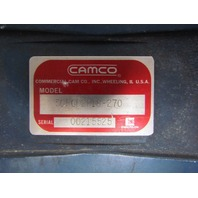 Camco 50RGD2H18-270 Roller Gear Index Drive 2 Stops Index Period 270