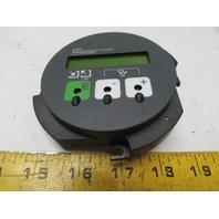 Endress + Hauser DMC-50589 Flow Meter Digital Display Panel